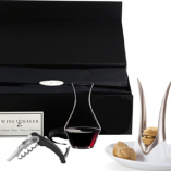 Vacu Vin Nutcracker & Corkscrew Gift Box including Riedel Mini Decanter