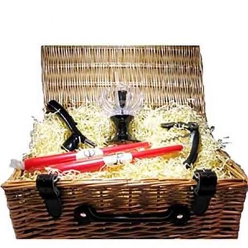 Luxury Wine and Dine Set Gift Hamper