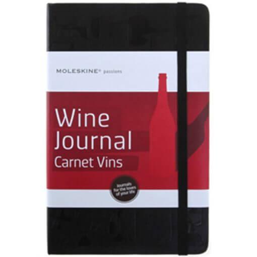 moleskine passions wine journal