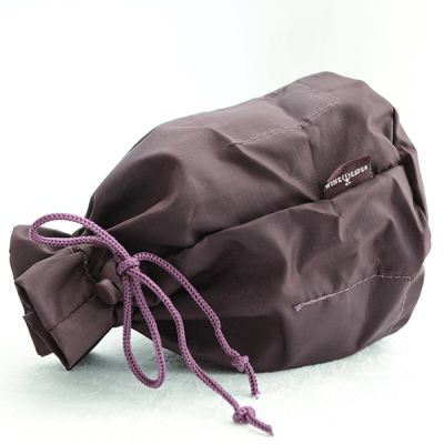 wine aerator travel tote side